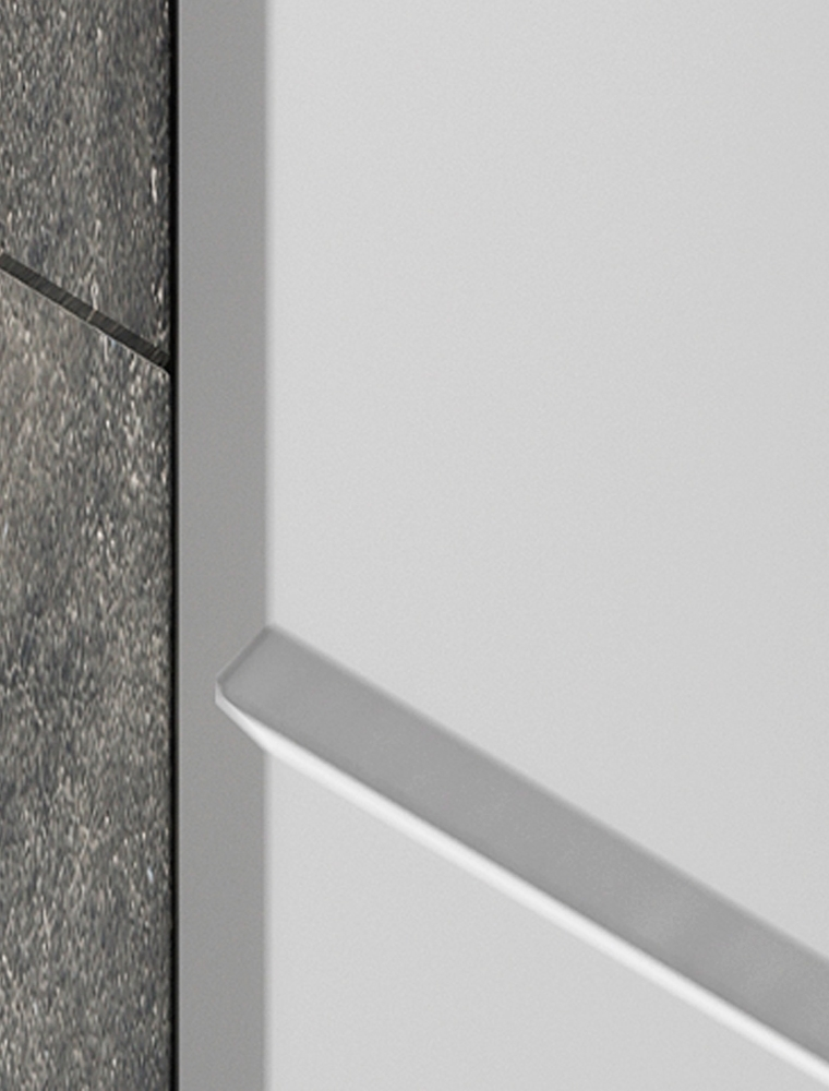 Panel liso en Solid Surface